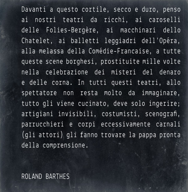 BARTHES - riga 99