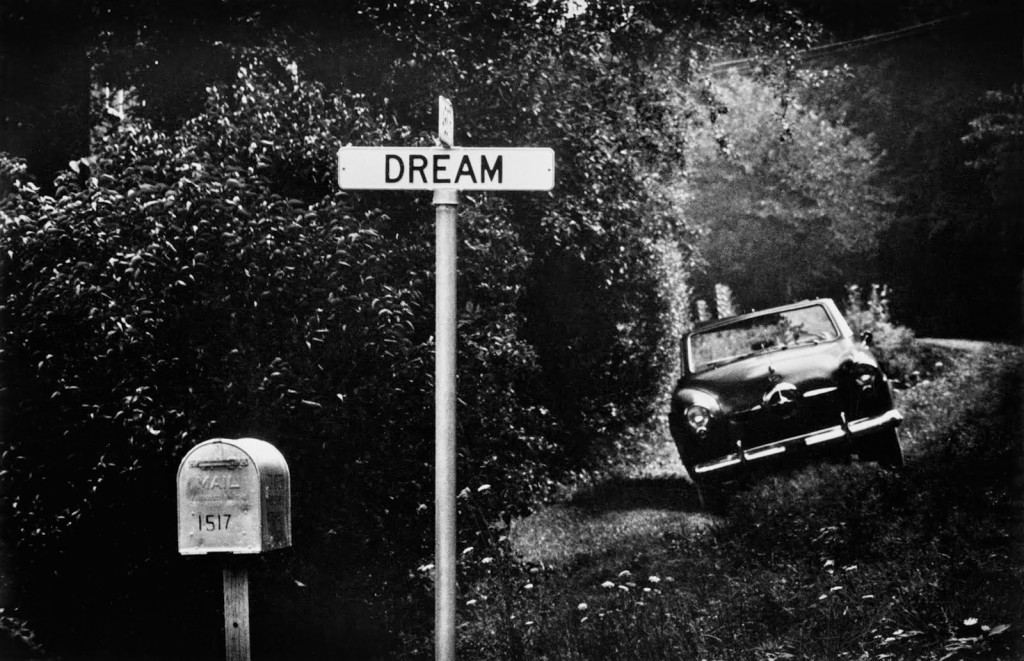 W. Eugene Smith ~ Dream, 1955
