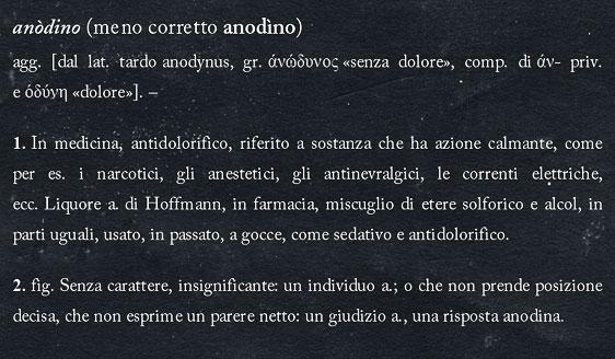 anodino