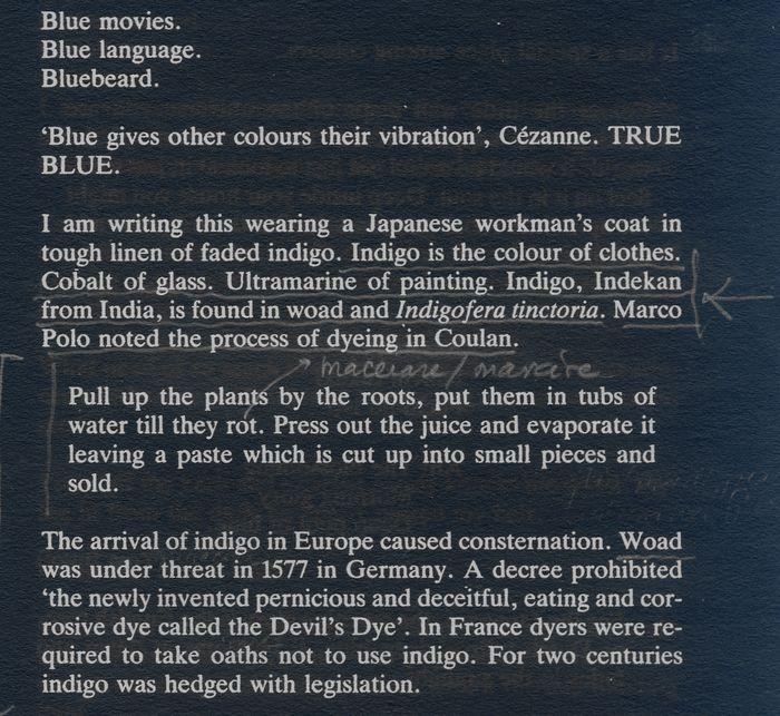blue chromaneg